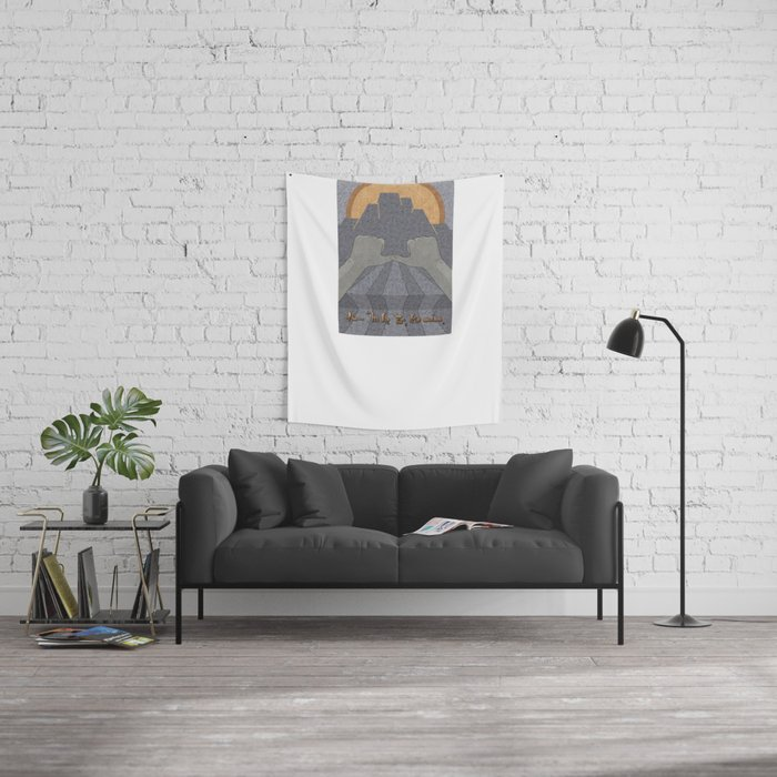 Perseverance - (Artifact Series) Wall Tapestry