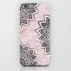ROSE BOHO NIGHTS MANDALAS Slim Case iPhone 6s