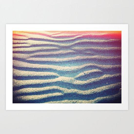 Way We Have Lengths Art Print