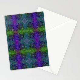 Tryptile 47l (Repeating 1) Stationery Cards