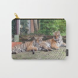 Indo-china Tigers_Buddies Carry-All Pouch