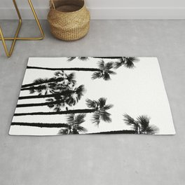 Tropical Palm Trees Dream #2 #tropic #decor #art #society6 Rug