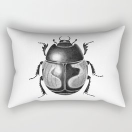 Beetle 10 Rectangular Pillow