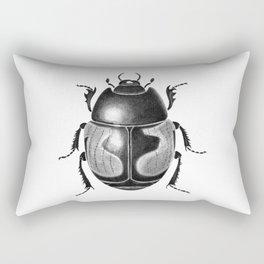 Beetle 10 Rectangular Pillow