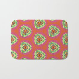 Fruit Punch Pattern Bath Mat