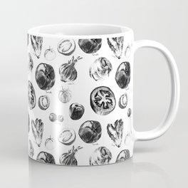 salad pattern Coffee Mug