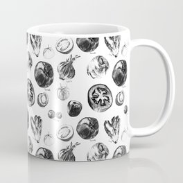 salad pattern Coffee Mug