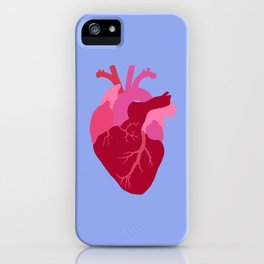 Serenity Heart iPhone Case