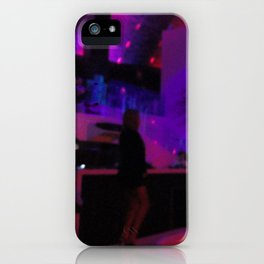 Miami South Beach Nightclub  iPhone Case