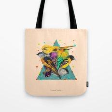 Colour Party Tote Bag