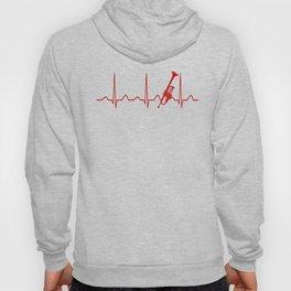 TRUMPET HEARTBEAT Hoody