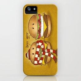 Fast Food Phonics iPhone Case