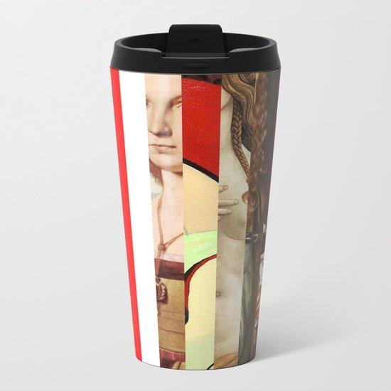 Stars in stripes 6+ Metal Travel Mug