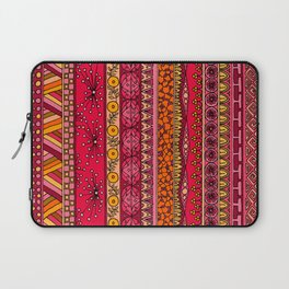 Yzor pattern 013 Summer Sunset Laptop Sleeve