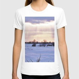 Sun Rays on the Farm T-shirt