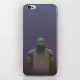 TMNT Raphael - Darkness iPhone Skin