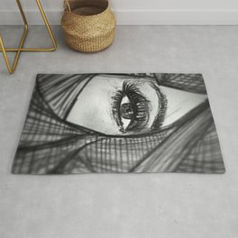 Eye (Be curious) Rug