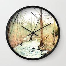 A Moment... Wall Clock