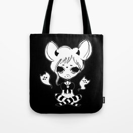girls can float, too Tote Bag