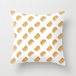 patties Throw Pillow