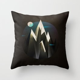 Where i belong Throw Pillow
