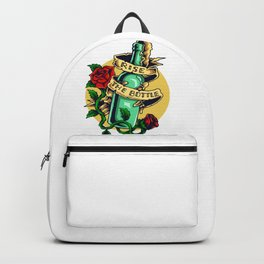 Rise the Bottle Backpack