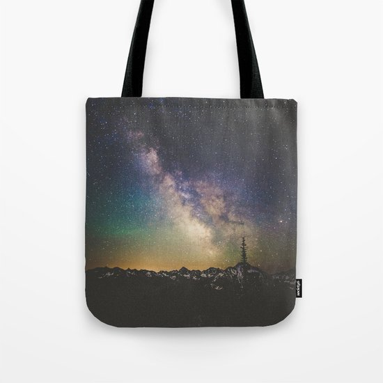 Milky Way IV Tote Bag