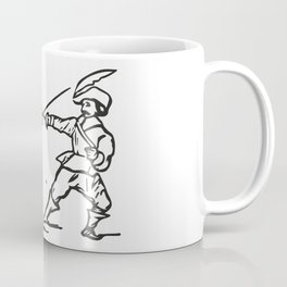 Musketeers Coffee Mug