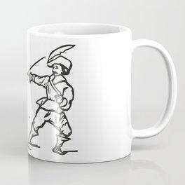 Musketeers Coffee Mug