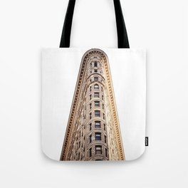 sir flatiron Tote Bag