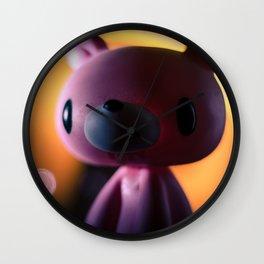 A gloomy Bear ! Wall Clock