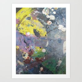 Surfaces.05 Art Print
