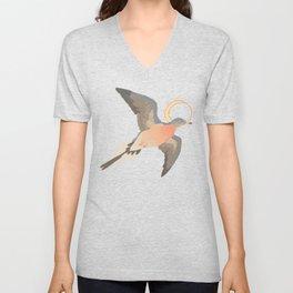 Passenger Pigeon Unisex V-Neck
