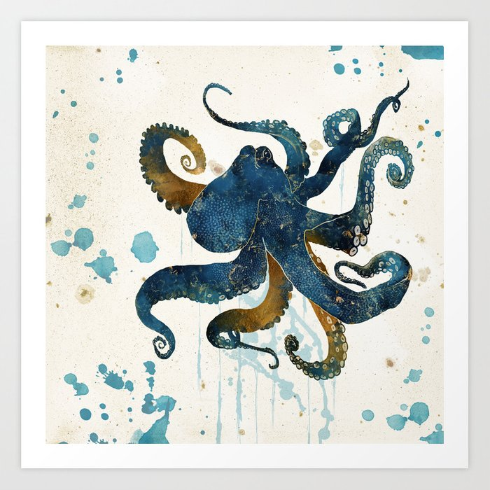 Underwater Dream III Kunstdrucke
