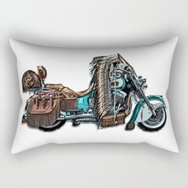 Rollin Rectangular Pillow