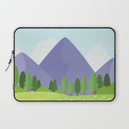 Nature landscape moutain Laptop Sleeve