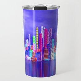 city feeling -101- Travel Mug
