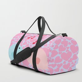 Love Birds Duffle Bag