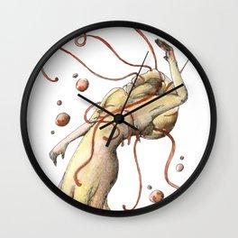 Mermaid 20 Wall Clock