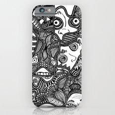 Faces in the Dark iPhone 6s Slim Case