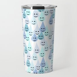 Happy Rain 2 Travel Mug