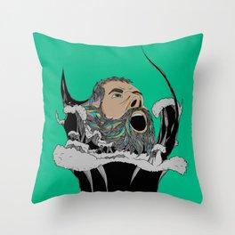 FR/US - #001 Throw Pillow