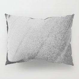 Faceless Charcoal Pillow Sham