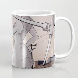 Pickaxe Girl Coffee Mug