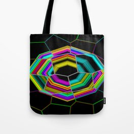 Octagonal and Some Tote Bag
