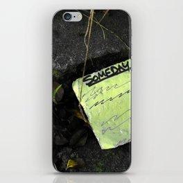 someday... iPhone Skin