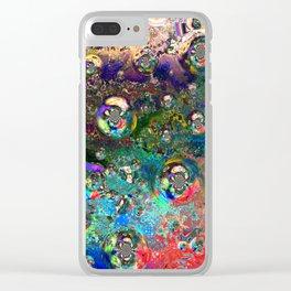 Satellite Souls Clear iPhone Case