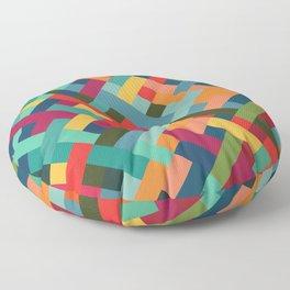 Weave Pattern Floor Pillow