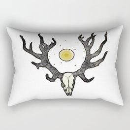 The Beast Rectangular Pillow