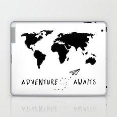 Adventure Map II Laptop & iPad Skin